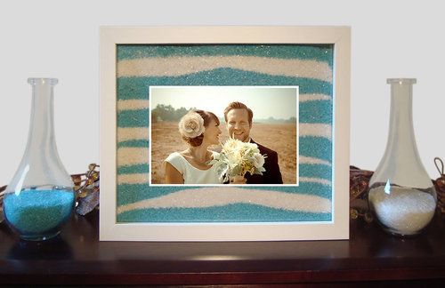 Sand Ceremony Frame