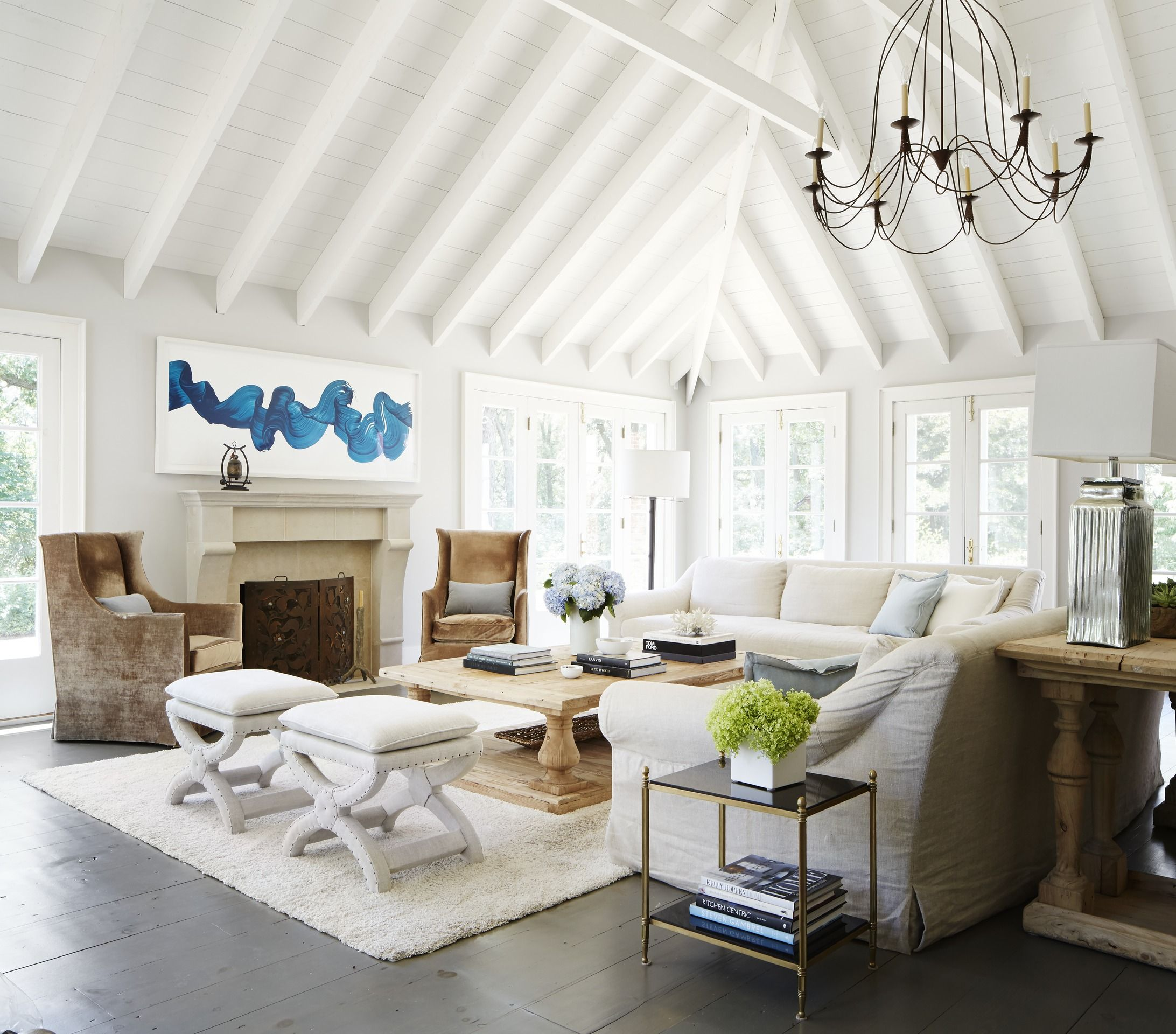 chicago area home with chic cottage style pinterest cottage
