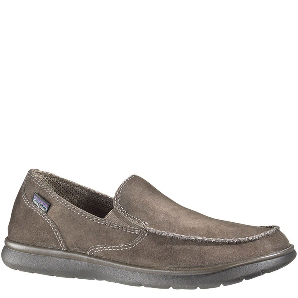 90005 Patagonia Men's Maui Smooth Casual Shoes - Boulder