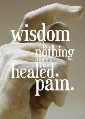Wisdom is nothing mo