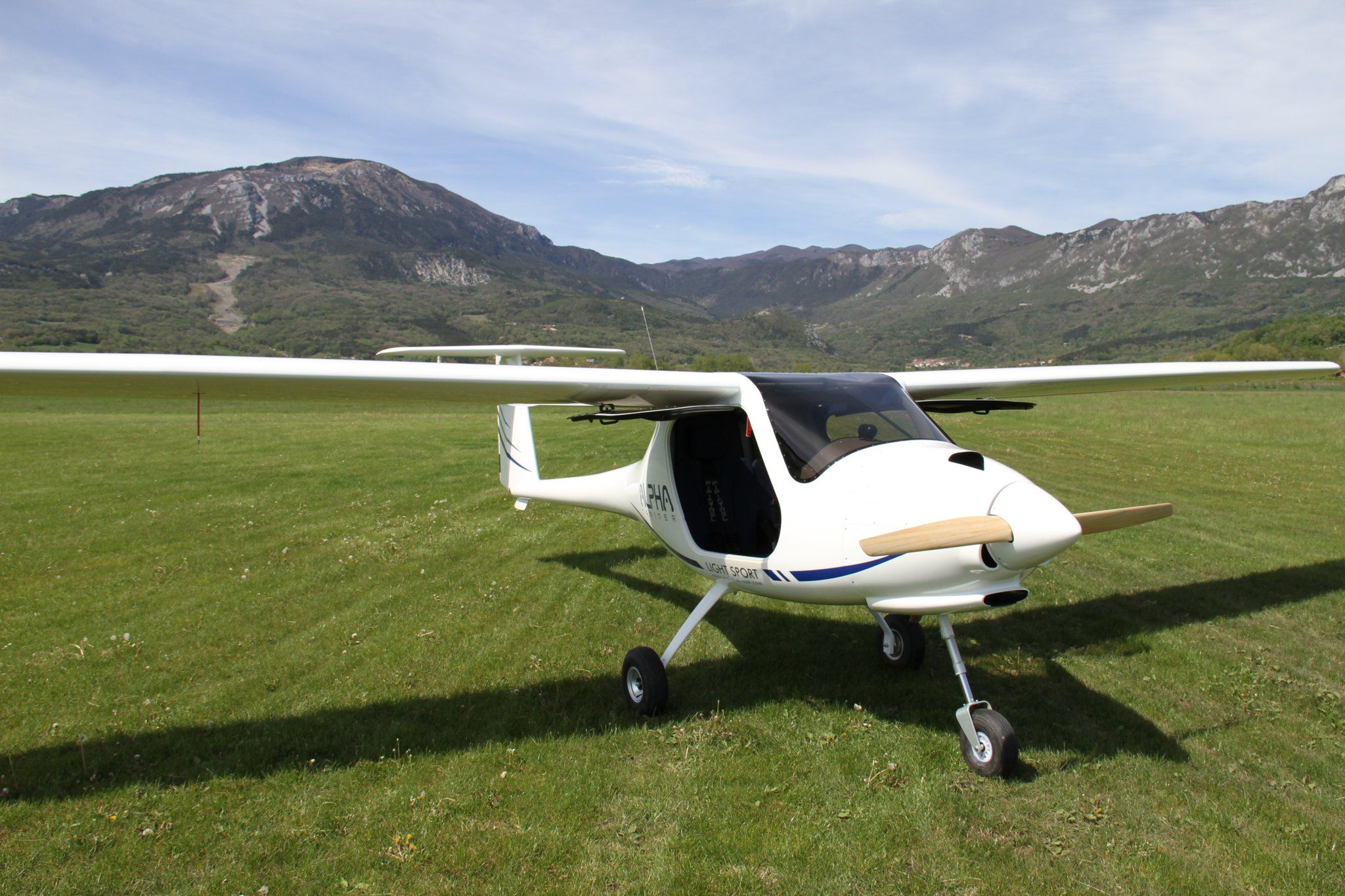 The ALPHA Trainer Pipistrel South Africa New aircraft