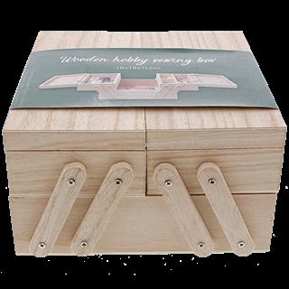 Action Boite A Couture 18x18x10cm 3 59 Storage System Decorative Boxes Box