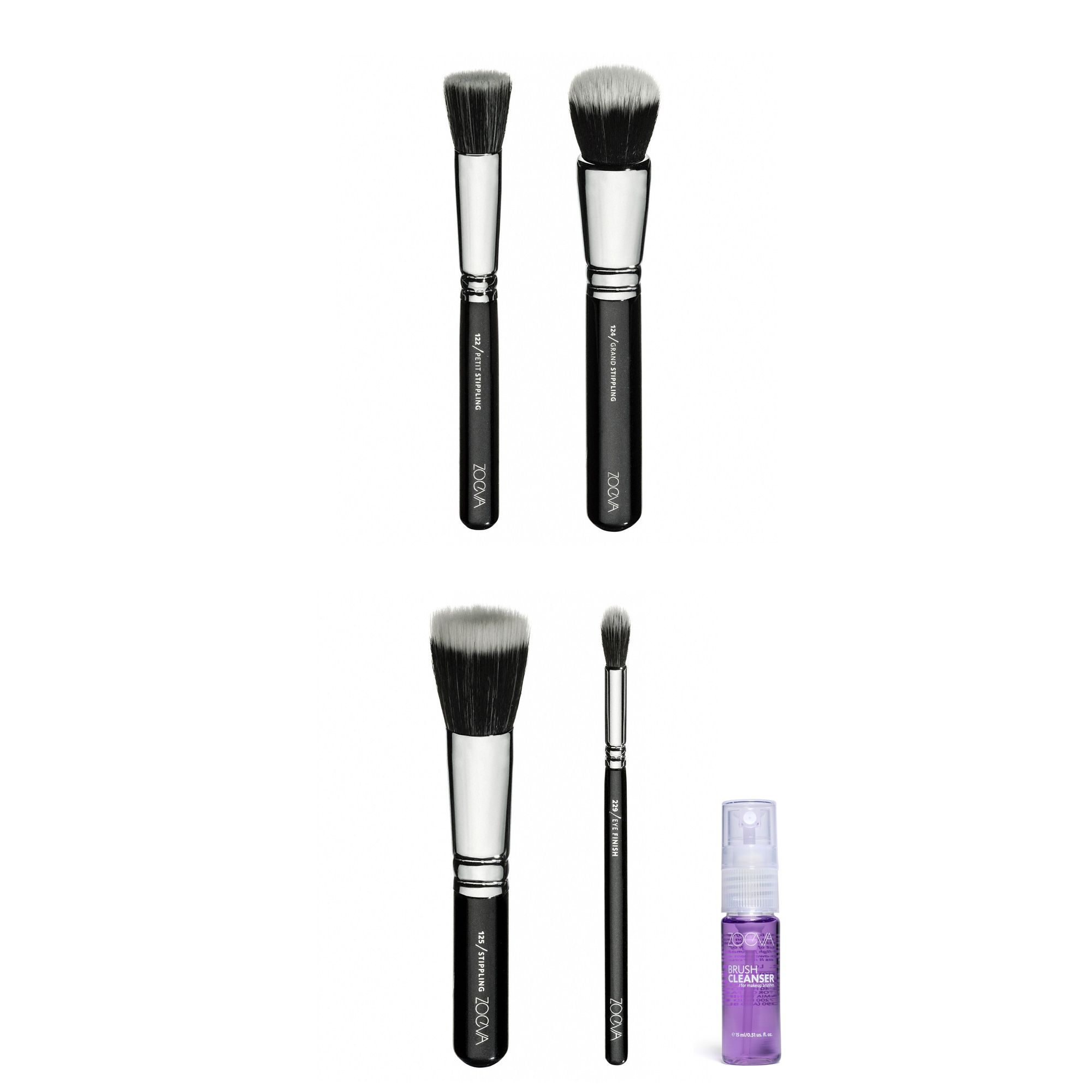ZOEVA Stippling Set Quality makeup, Cosmetic sets, Makeup