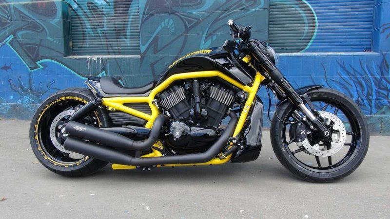 Harley Davidson Night Rod By Bad Boy Customs Harley Davidson Night Rod Harley Davidson Harley