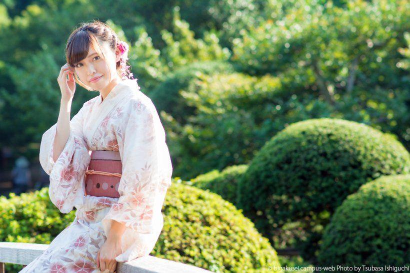 着物限定。/Only Girls In Kimono : Photo