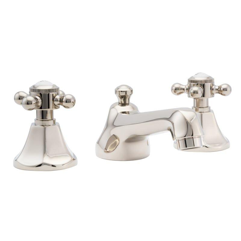 Mirabelle MIRWSCBR800 Boca Raton Widespread Bathroom Faucet Polished ...