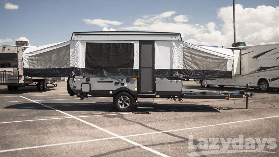 This Lightweight Popup Camper From Coachmen Is The Perfect