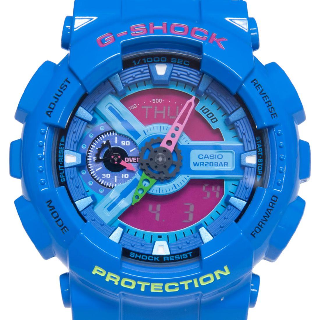 Casio GShock Chronograph WR200m Mens Watch GA110HC2ADR