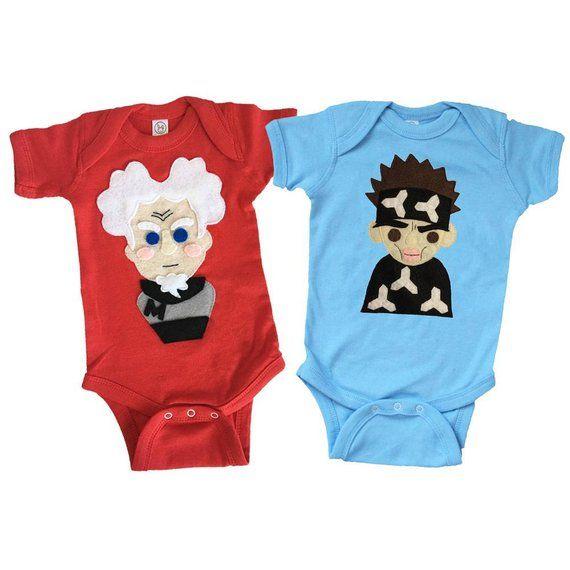 0f0e997c7b I am The Supermodel! - Zoolander   Mugatu Inspired Baby Bodysuit Combo -  Baby Shower Gift
