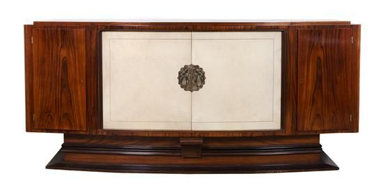 A French Art Deco Rosewood Sideboard | Palm Beach Winter