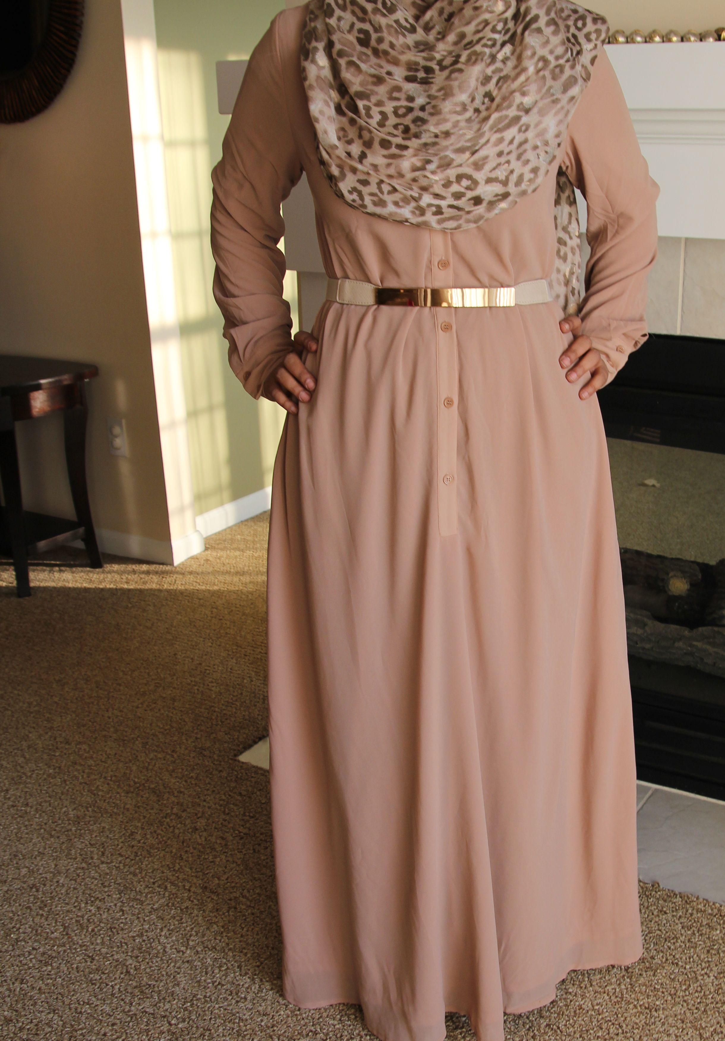 Long sleeve button down shirt dress w gold buttons dir fashion