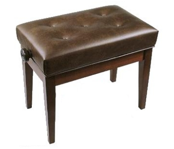 Pin By Darcy Dahl On Piano Seating Piano Bench Bench Leather Bench