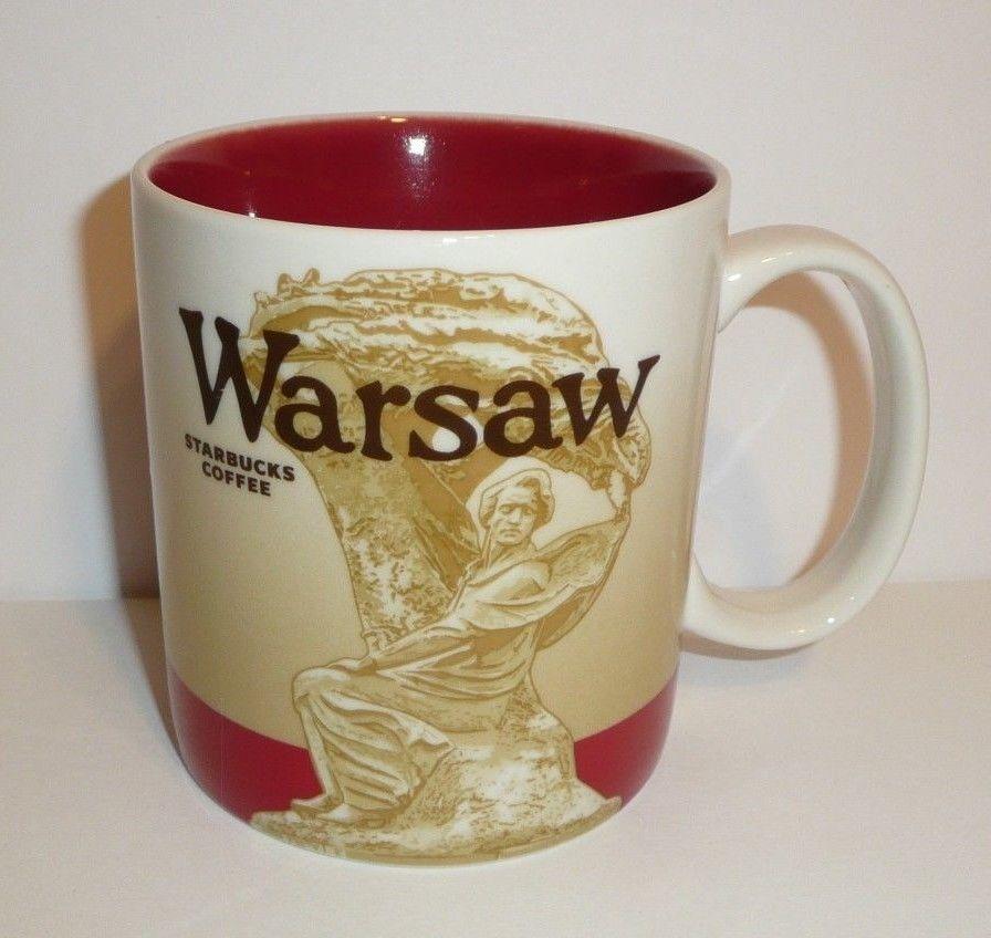 16oz Moscow Coffee Mug Global Icon City Collector Series Mugs Cups