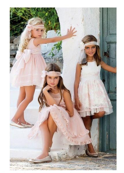Ceremonia Artesanía Amaya 2017 Para Realizar Tus Compras Entra En Nuestra Tienda Online Www Anabe Vestidos De Arras Niñas Vestidos Para Niñas Moda Para Niñas