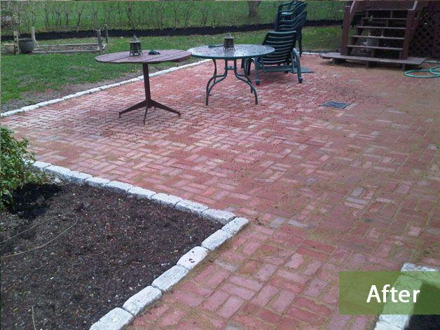 Brick Paver Patio Diy Pavers, Brick And Stone Patio Ideas
