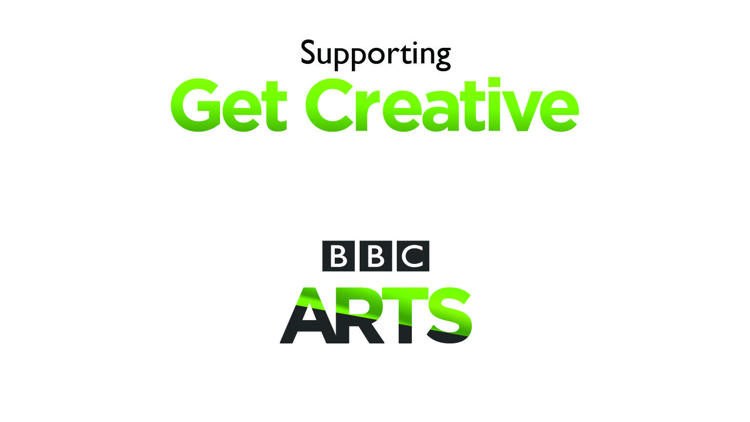 Supporting the year-long celebration of creativity as a BBC Get Creative Champion #bbcgetcreative