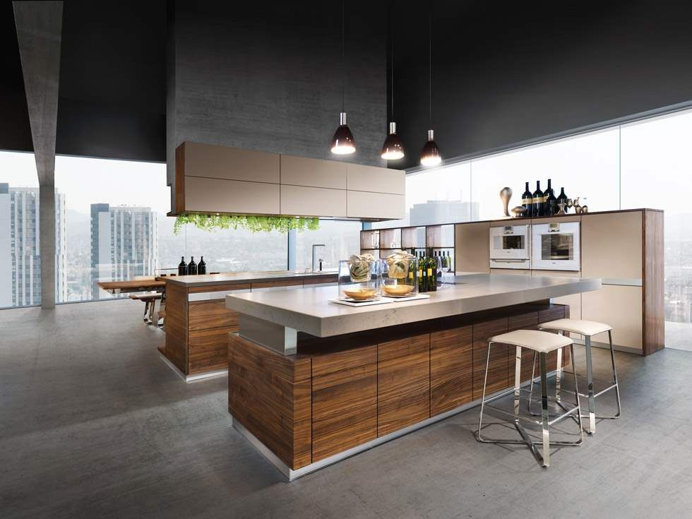 Team 7 Kitchens I Available At German Kitchen Center The Denver Design District