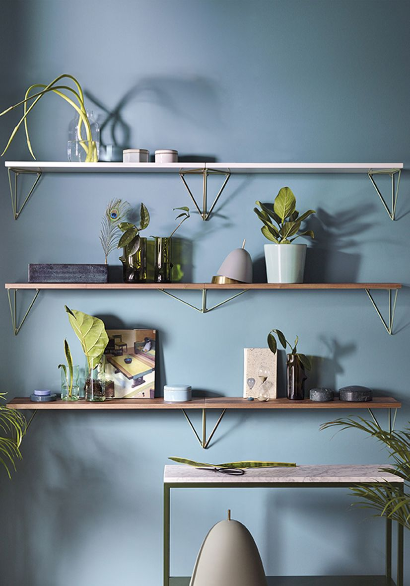 Maze Interior, sustainable shelves from Sweden | Lancia Trendvisions ...