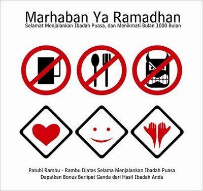 Kata Kata Sms Ucapan Berbuka Puasa Ramadhan 1433h 2012 Dengan