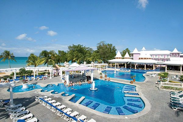 Riu Palace Tropical Bay Negril Jamaica Stayed Here Loved It
