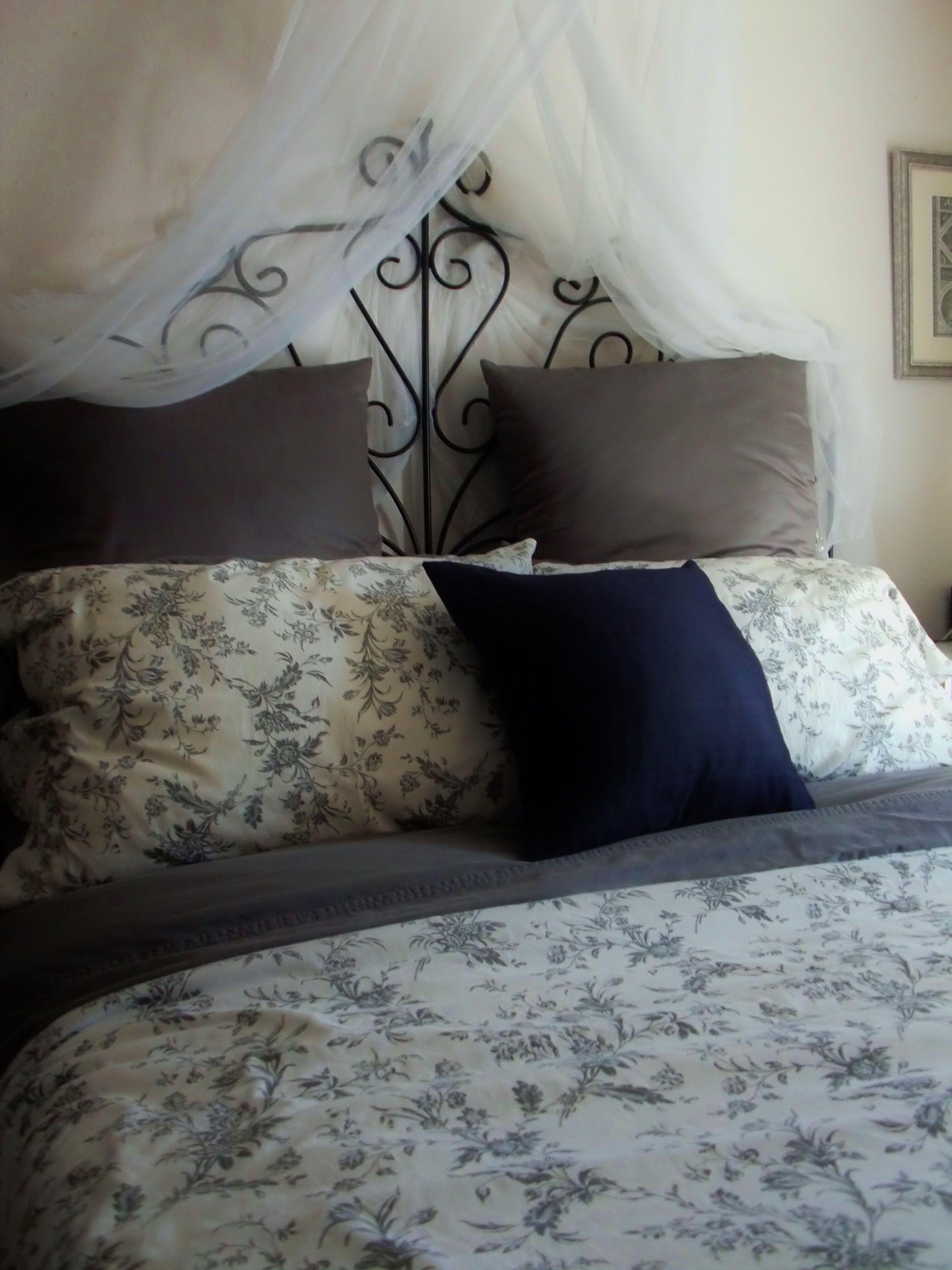 Ikea Manger Iron Headboard Iron Headboard Bed Pillows