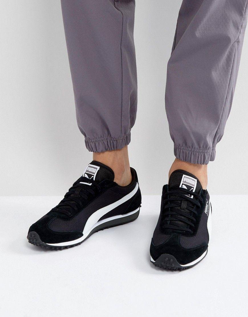 66be4e0de872 PUMA WHIRLWIND SNEAKERS IN BLACK 36378701 - BLACK.  puma  shoes ...
