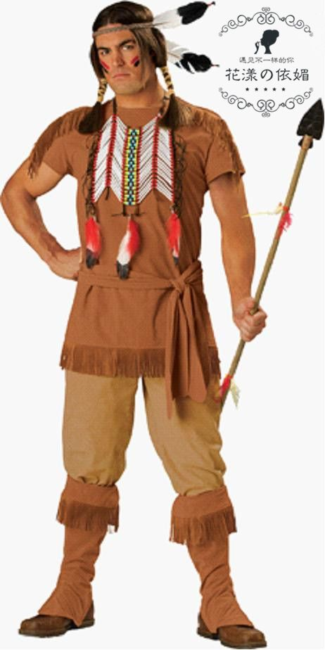 indiana chiefs costume halloween carnival christmas cosplay costumes for men fancy dress party roleplay - Halloween Indiana