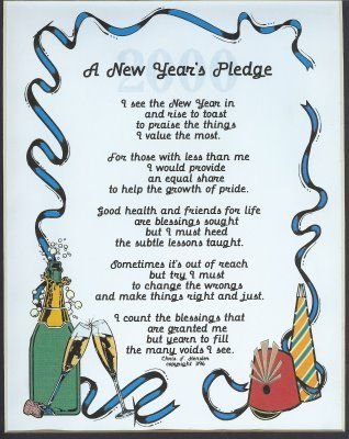 christian new year poems | My father wrote this poem in 1996 ...