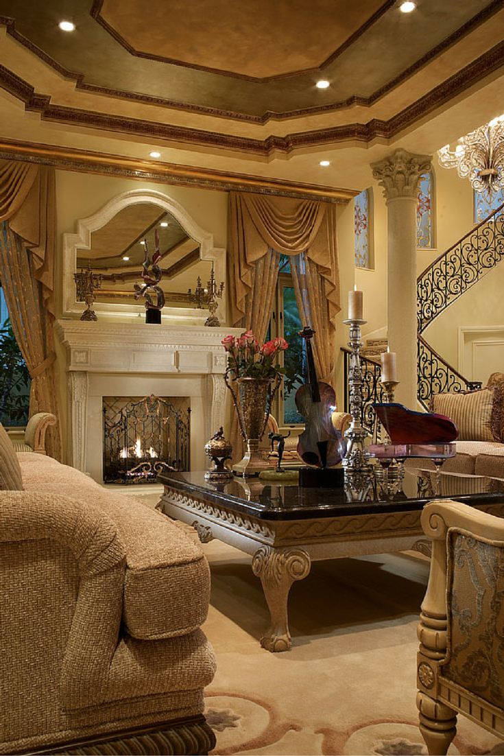 Help Designing A Room: Large Areas In Your Home Can Be Difficult To Light. Use