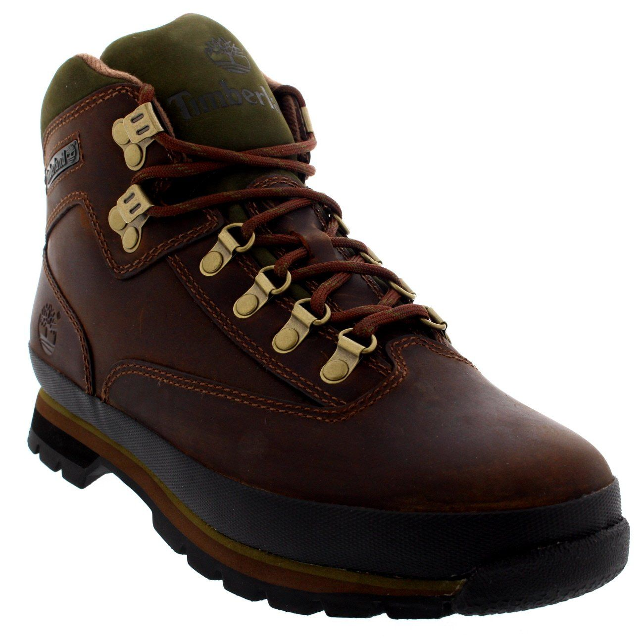 55fc047c63bc9 Timberland Mens Heritage Euro Hiker Walking Brown Hiking Ankle Boots -  Brown - 11.5 -- Nice to have you for visiting our picture.