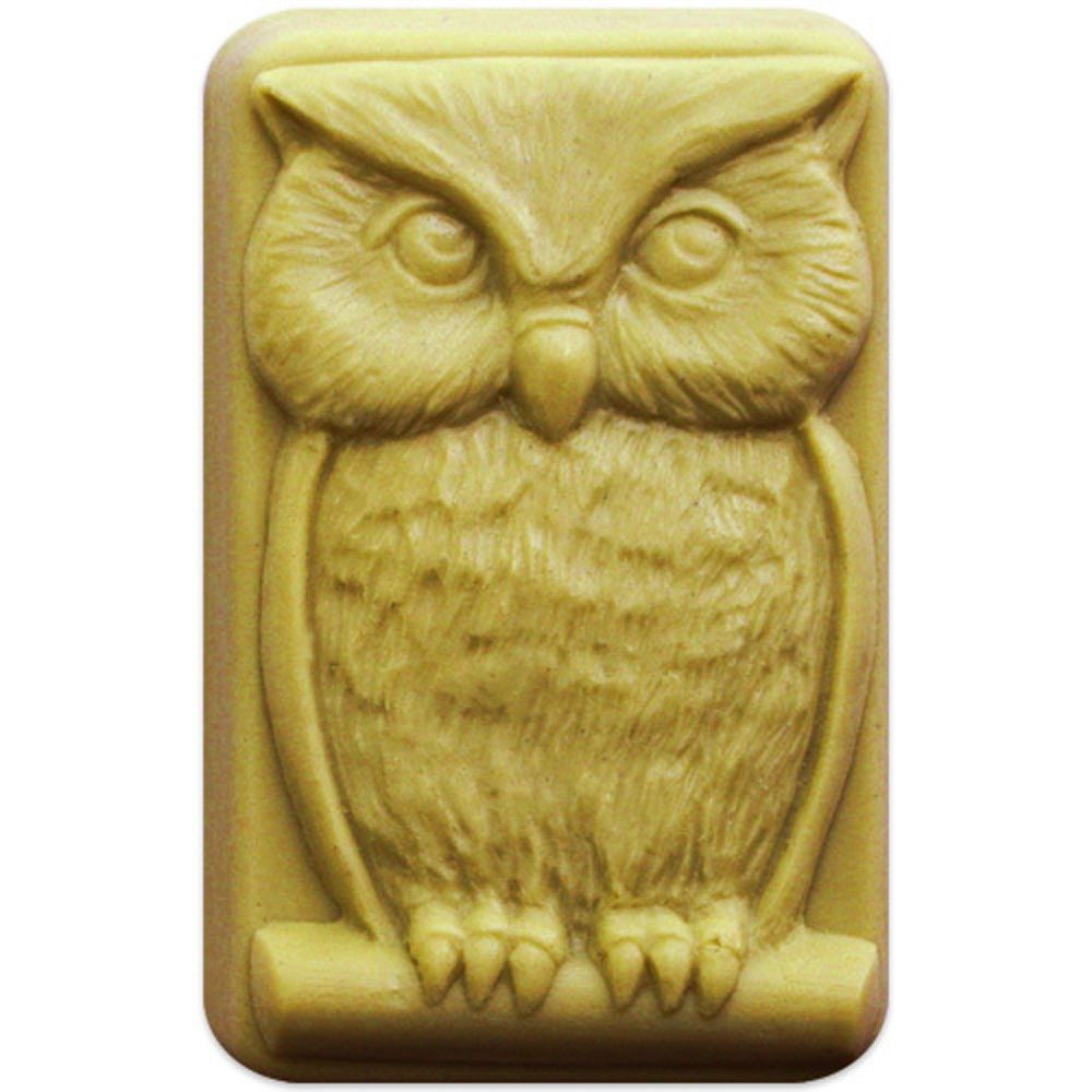 Owl soap mold bramble berry musthaves pinterest candle making