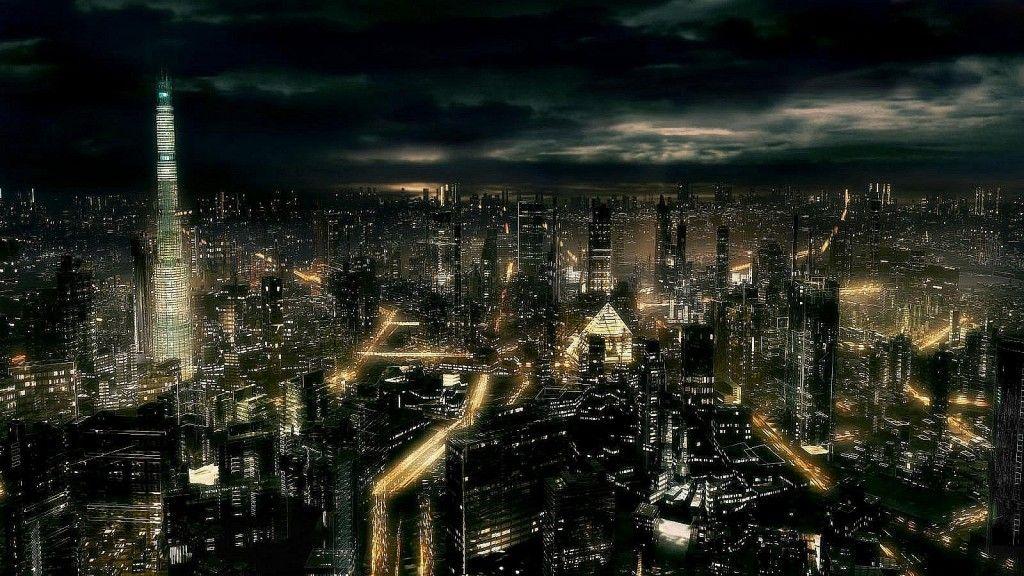 Download Dark City All Night Hd Hd Wallpapers Dunkle Stadt Stadt Wallpaper Hintergrundbilder Hd City hd wallpapers download
