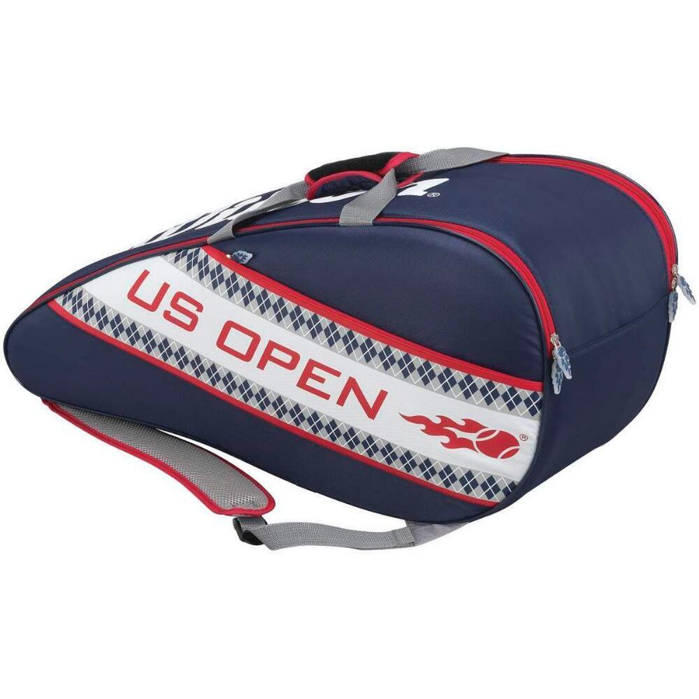 Wilson US Open 6Pack Tennis Bag tennis usopen bag