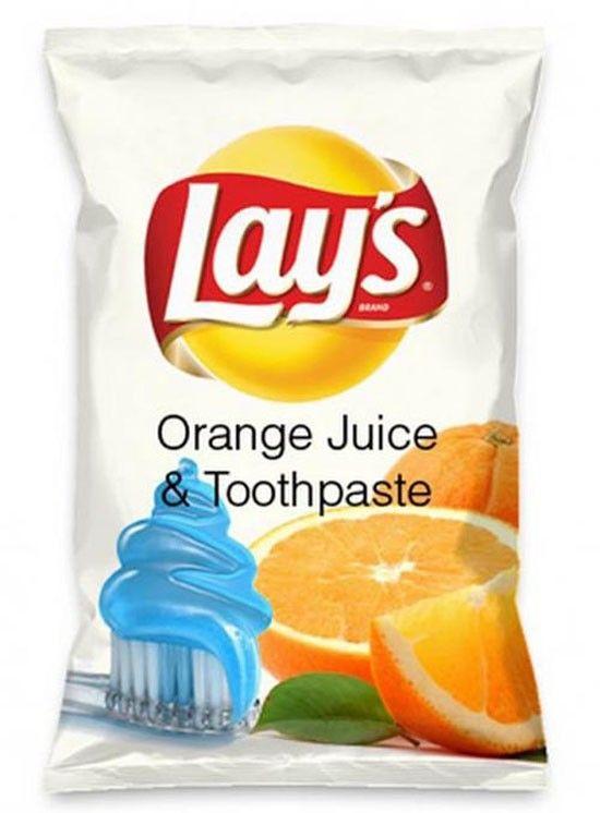 Weird Chip Flavors Lays 6