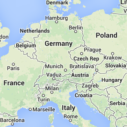 plan my europe trip map Pin on Germany 2015