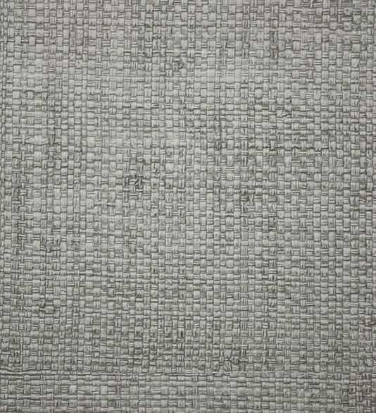 Bankun raffia vinyl wallpaper tight weave raffia effect for Gray vinyl wallpaper