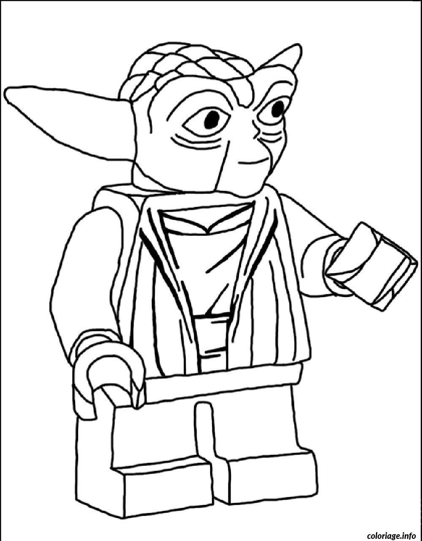 Coloriage starwars lego 149  imprimer et coloriage en ligne pour enfants Dessine les coloriages Starwars Lego 149 de dessin gratuit