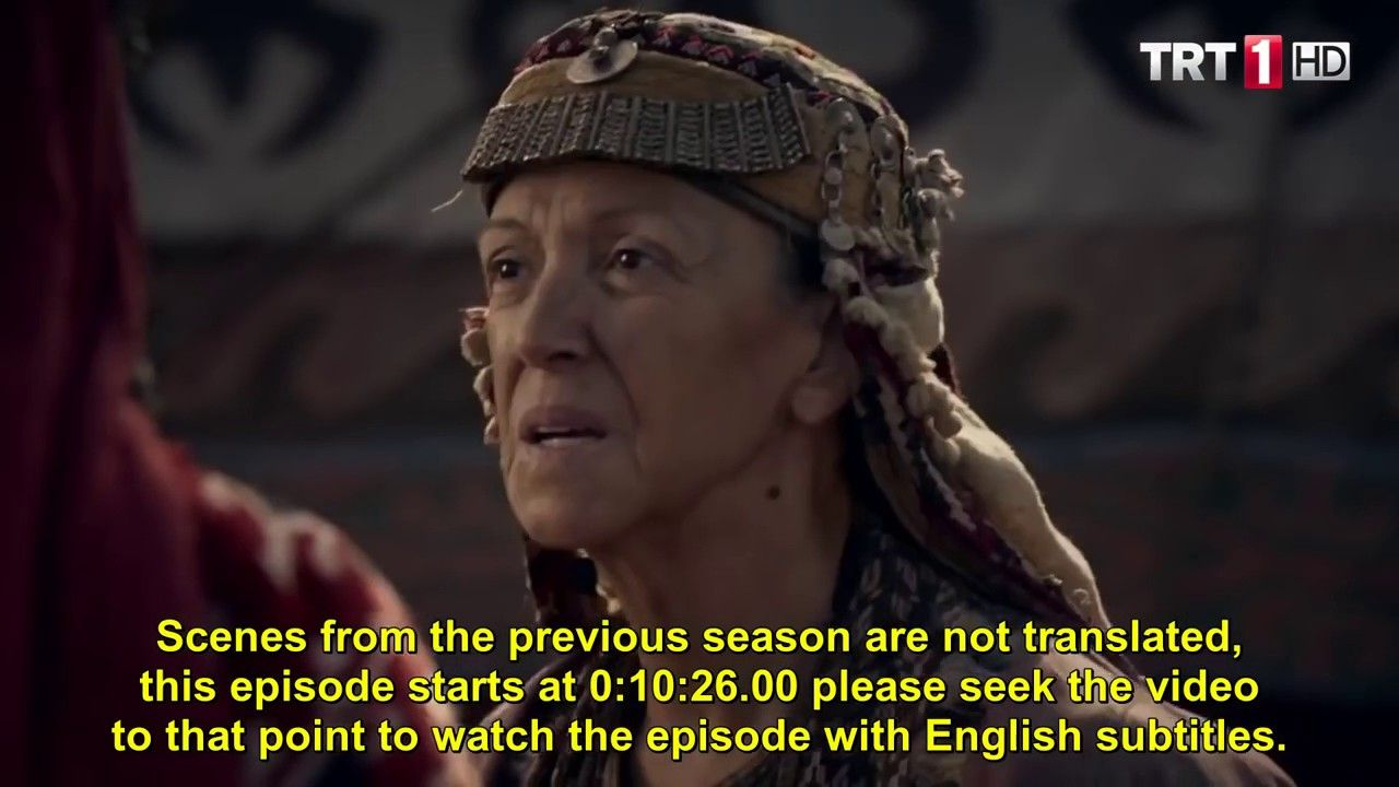 Resurrection Ertuğrul (Diriliş Ertuğrul) Episode 38 Complete English