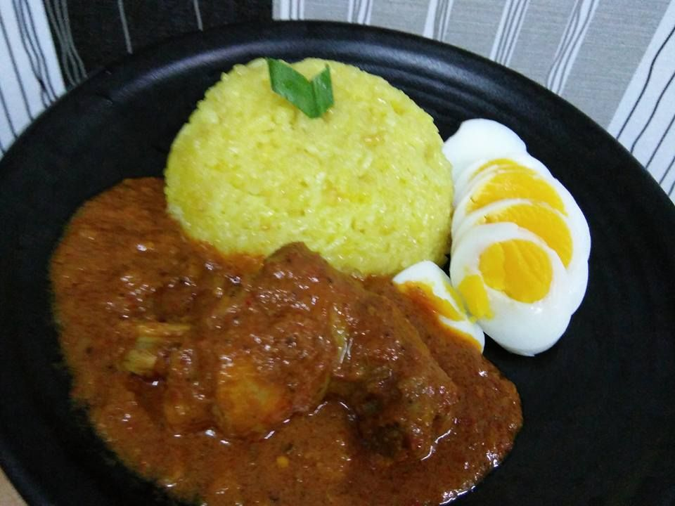 masak ketan rice cooker resep  membuat banana cake sumper lembut bisa pakai Resepi Nasi Kuning Ringkas Enak dan Mudah