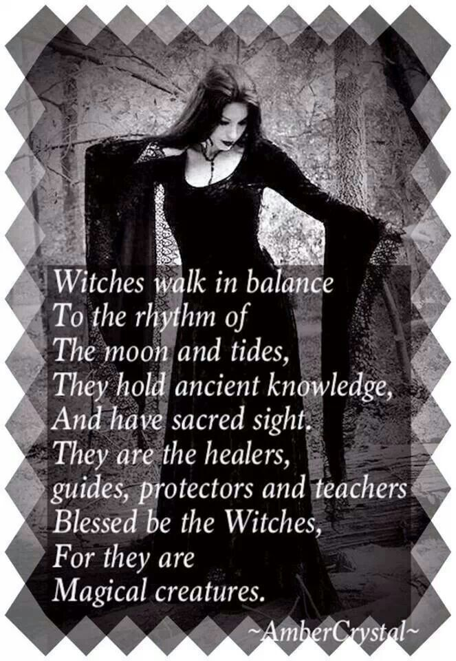 Walk in the balance of the rhythm...