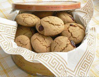 Photo of Печенье из овсяной муки с вяленой клюквой – пошаговый рецепт с фото на Готовим дома