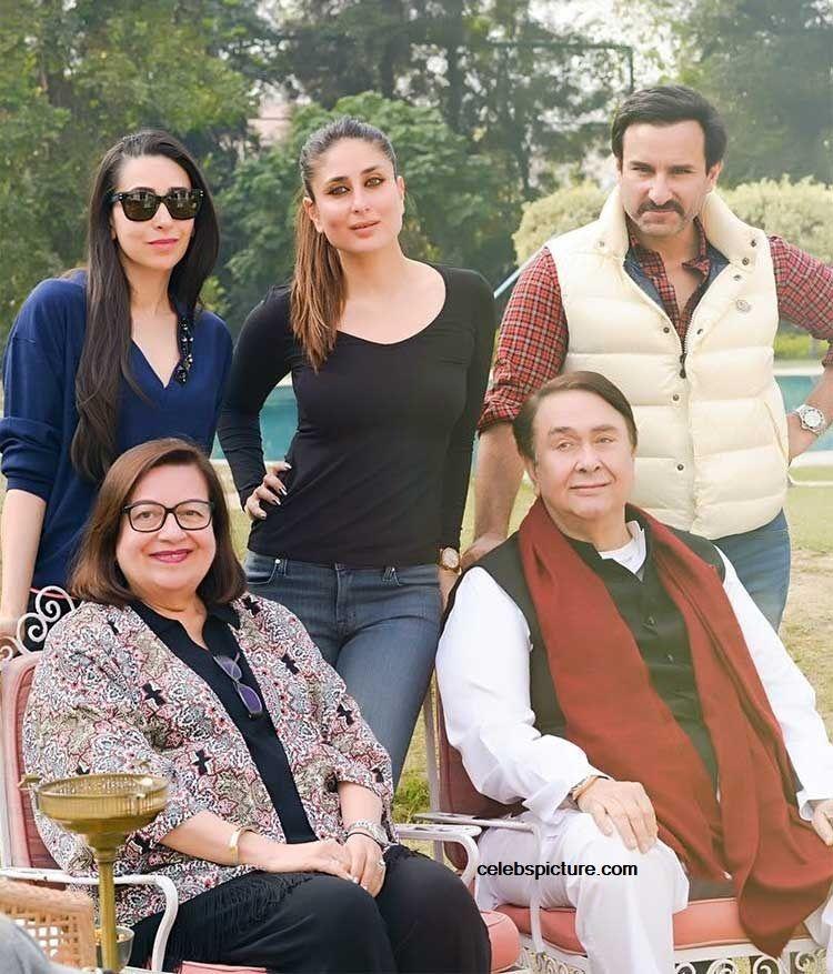 Kareena Kapoor With Her Family Kareena Kapoor Bollywood Celebrities Kareena Kapoor Pics
