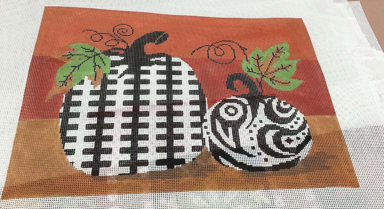 Reflections From Destination Dallas Part 4 Needlepoint