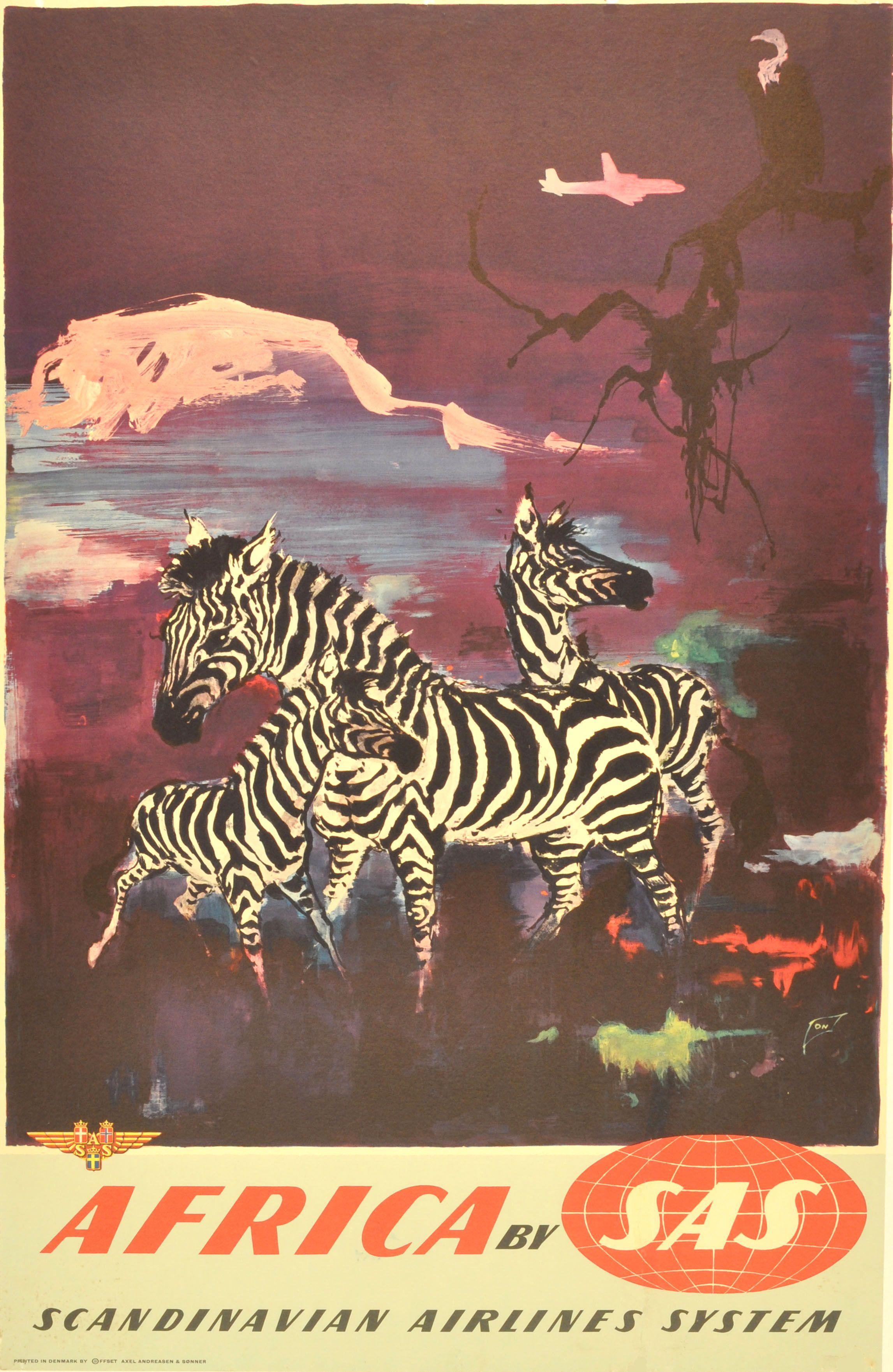 Africa By Sas Zebras S
