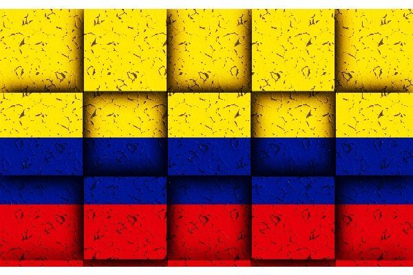 Colombia Flag Hd Wallpapers For Laptops And Pcs Wallpaper Artwork Wallpaper Please