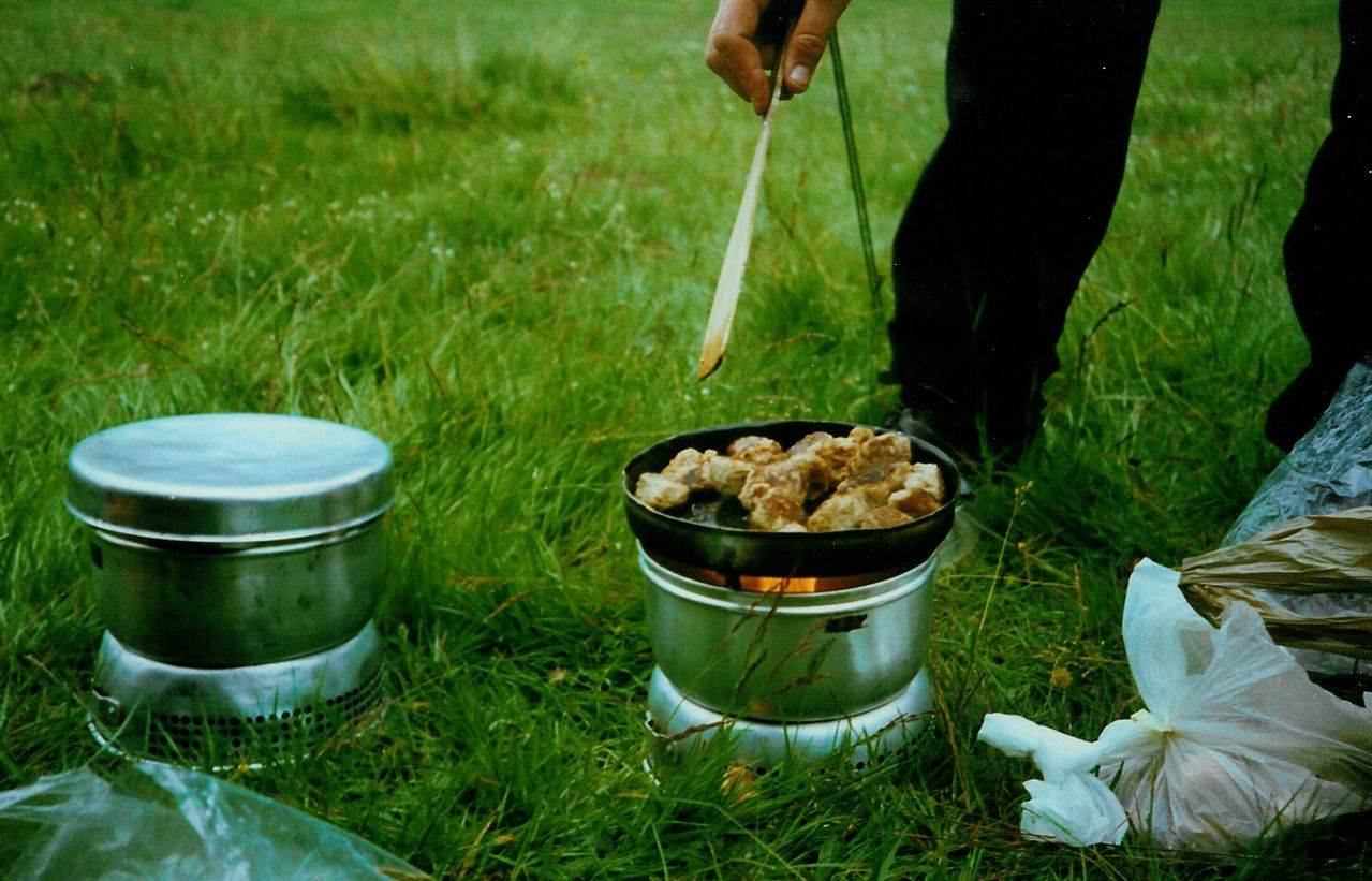 Photo of Primitive Style Cooking Methods