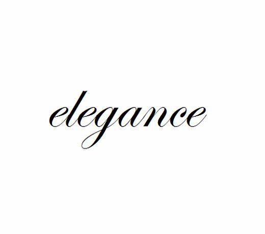 INK Elegance INK Pinterest Quotes, Words and Elegant