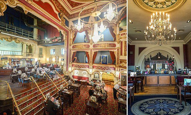 Best Each Wetherspoons Has Its Own Bespoke Carpet Costing Up To 400 x 300