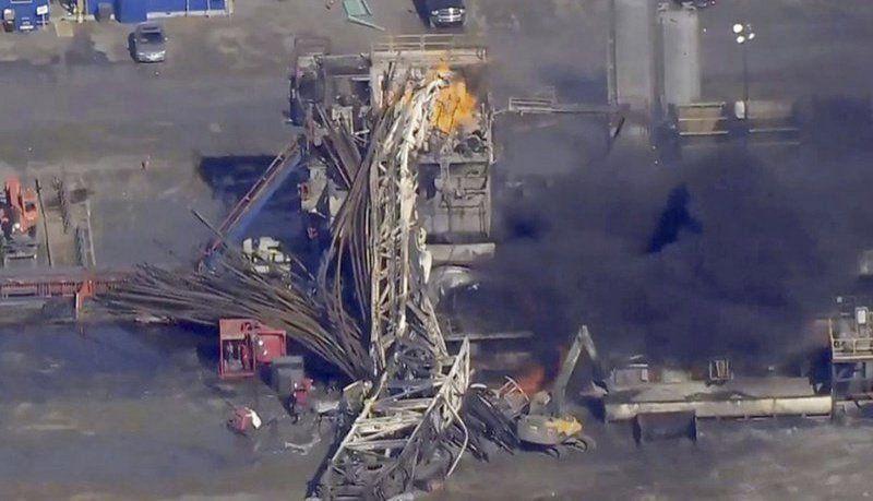 OSHA Cites Three Companies In Patterson UTI Rig Explosion