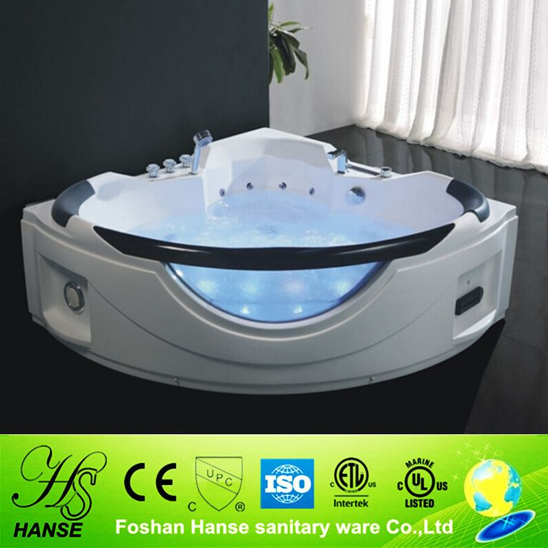 Corner whirlpool tubs,bath tubs and whirlpools,corner air bubble ...